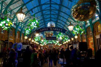 ロンドンで絶対見逃せないクリスマススポット