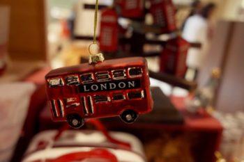 ロンドンでのクリスマスの過ごし方