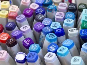 Alcohol Ink Art : コピック  バリオスインクが生産停止しました