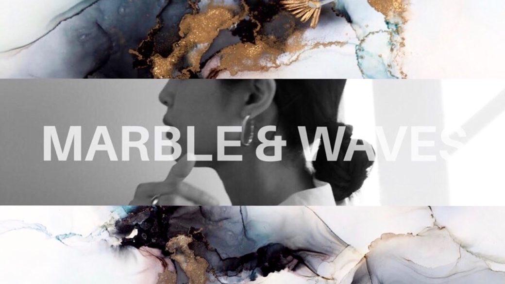 Marble & Waves を Copic公式サイトでご紹介いただきました